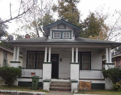 Wilmington Single Family Home Pending: 209 N 11th Street