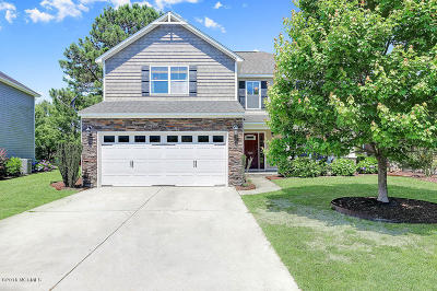 Wilmington Single Family Home For Sale: 7839 Olde Pond Road