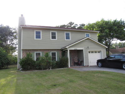 Havelock NC Single Family Home For Sale: $165,000