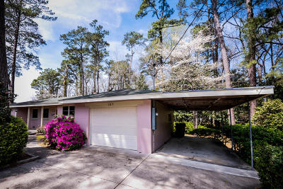 Havelock NC Single Family Home For Sale: $106,000
