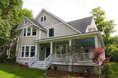Wilmington Single Family Home For Sale: 1819 Register Lane