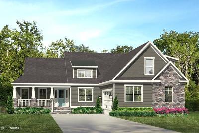 Sunset Beach Single Family Home Pending: 740 Surrey Court