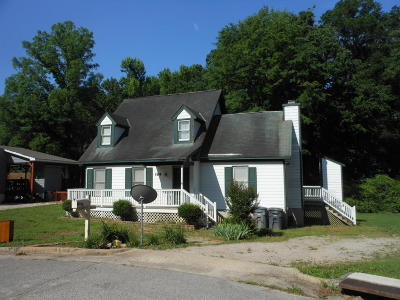 Rocky Mount NC Single Family Home For Sale: $112,000