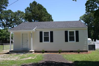 Grifton Single Family Home For Sale: 6921 Westwood Drive