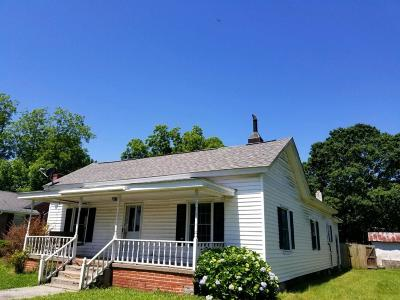 Winterville Single Family Home For Sale: 2670 Academy Street