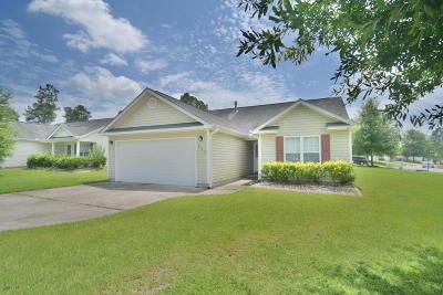 New Bern Single Family Home For Sale: 205 Sellhorn Boulevard