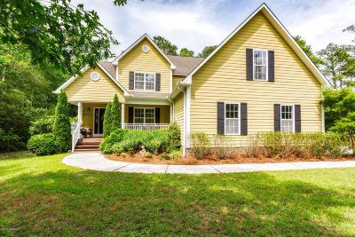 Pelican Reef Single Family Home For Sale: 103 E Goldeneye Drive
