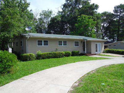Wilmington Single Family Home For Sale: 3611 Ashley Circle