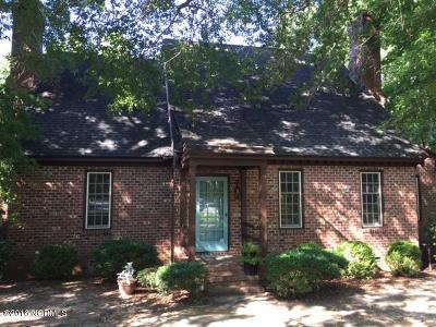 Rocky Mount Single Family Home For Sale: 4053 Gloucester Road