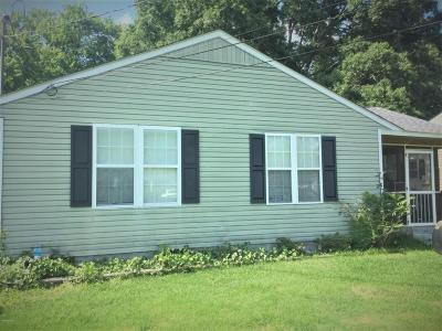 Onslow County Single Family Home For Sale: 805 School Street