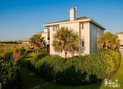 Wrightsville Beach Single Family Home For Sale: 17 Sea Oats Lane