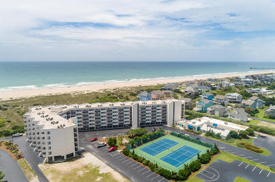 Atlantic Beach Condo/Townhouse For Sale: 1400 E Fort Macon Road #316