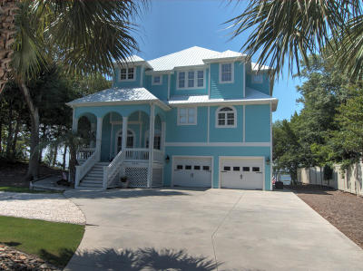 Emerald Isle NC Single Family Home For Sale: $915,000