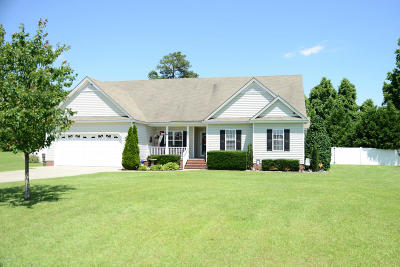 Nash County Single Family Home For Sale: 1131 Stallion Road