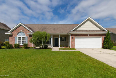 Jacksonville Single Family Home For Sale: 223 Silver Hills Drive