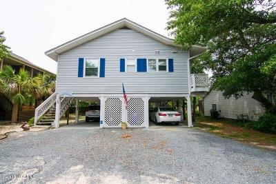 Oak Island Single Family Home For Sale: 165 NW 1st Street
