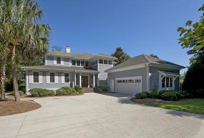 Wilmington Single Family Home For Sale: 1917 Atlantic Drive