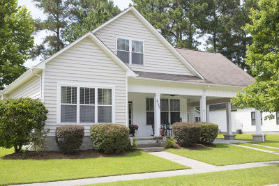 Greenville Single Family Home For Sale: 3703 Willow Run Drive