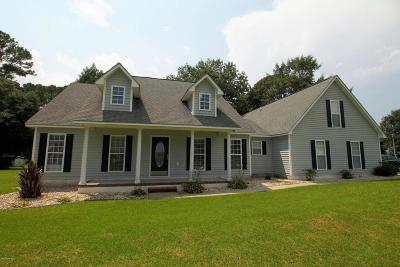 Havelock Single Family Home For Sale: 101 Bowie Court