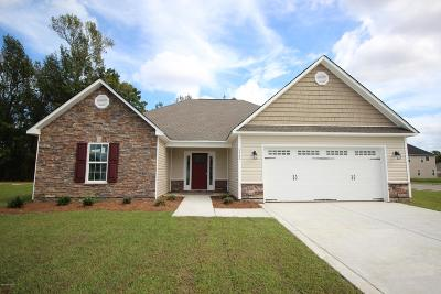 Winterville Single Family Home For Sale: 2849 Verbena Way