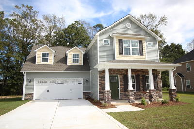 Winterville Single Family Home For Sale: 2887 Verbena Way