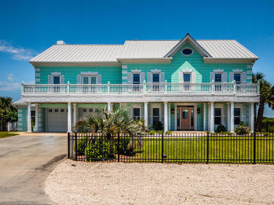 Holden Beach Single Family Home For Sale: 144 Yacht Watch Drive
