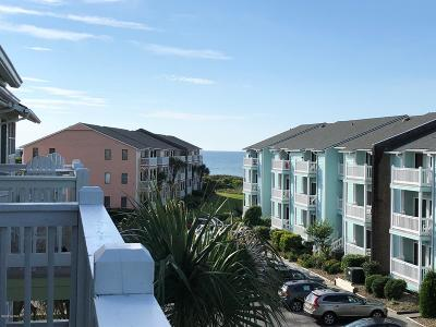 Emerald Isle Condo/Townhouse For Sale: 9201 Coast Guard Road #E302
