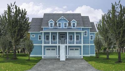 Southport Single Family Home For Sale: 4380 Tidemarsh Court