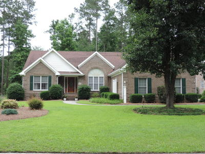New Bern Single Family Home For Sale: 305 Meridian Court