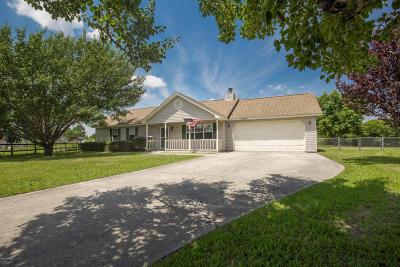 Hubert Single Family Home For Sale: 403 Dayrell Drive