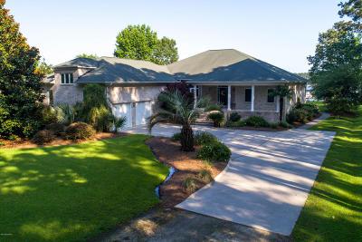Havelock Single Family Home For Sale: 538 Joyner Drive