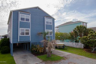 Ocean Isle Beach Condo/Townhouse For Sale: 31 Wilmington Street #A