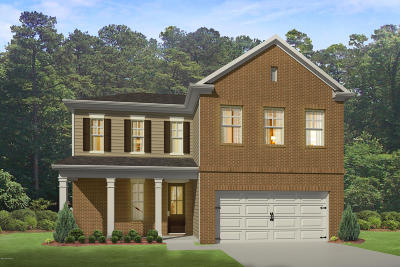 Hampstead Single Family Home For Sale: 94 Rochester Station #Lot 52