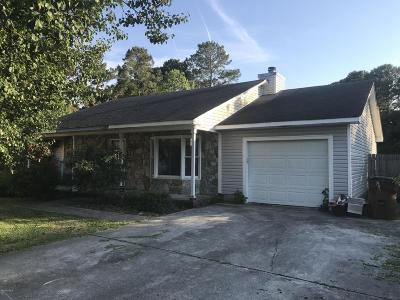 Jacksonville Single Family Home For Sale: 608 Wolverine Place