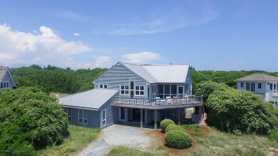 Bald Head Island Single Family Home For Sale: 505 S Bald Head Wynd