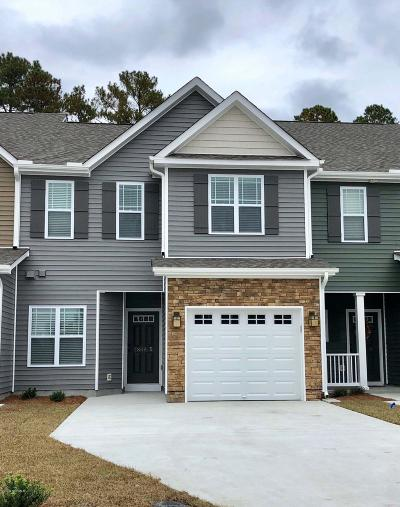 Greenville NC Condo/Townhouse For Sale: $160,500