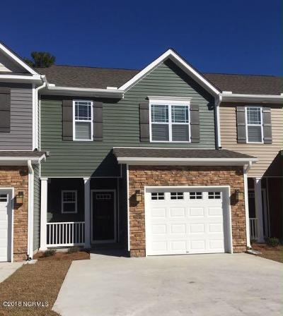 Greenville NC Condo/Townhouse For Sale: $154,100