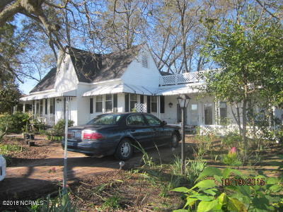 Single Family Home For Sale: 6200 Nc 581 Hwy