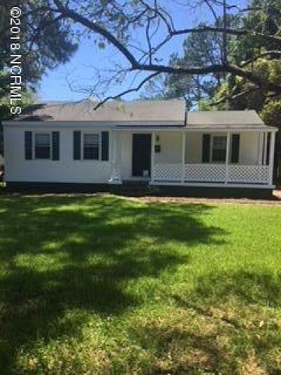 Havelock Single Family Home For Sale: 203 Miller Boulevard