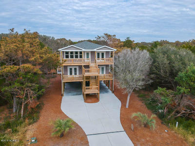 Oak Island Single Family Home For Sale: 210 W Pelican Drive