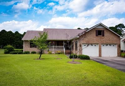 New Bern Single Family Home For Sale: 5907 Santo Domingo Court