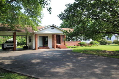 Havelock Single Family Home For Sale: 202 Bryan Street