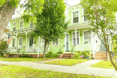 New Bern Single Family Home For Sale: 608 E Front Street