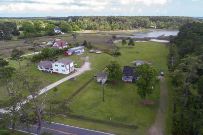 Beaufort Single Family Home For Sale: 352 Straits Road