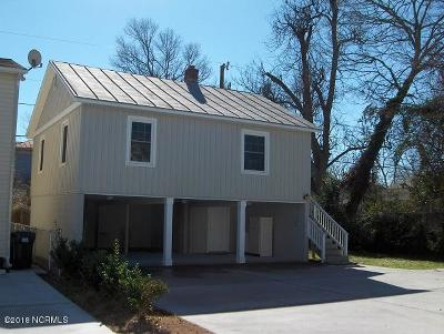 New Bern Rental For Rent: 1407 A Rhem Avenue