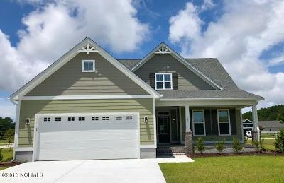 Beaufort NC Single Family Home For Sale: $344,900