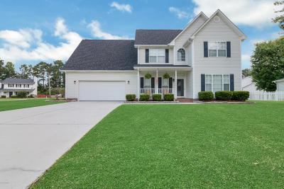 Jacksonville Single Family Home For Sale: 306 Hyatt Circle