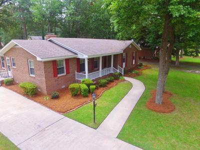 Greenville NC Single Family Home For Sale: $178,500