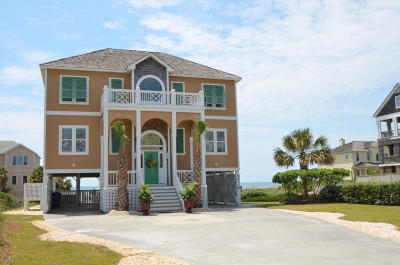 Emerald Isle NC Single Family Home For Sale: $1,895,000