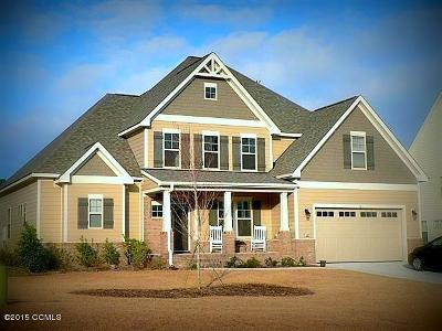 Swansboro Rental For Rent: 103 Sweet Grass Trail